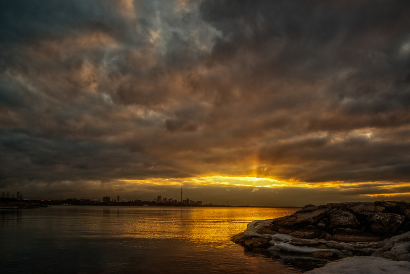 Humber Bay Sunrise